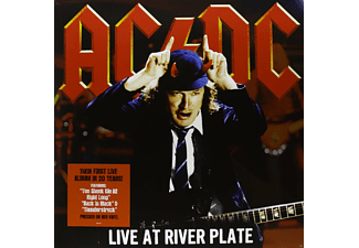 AC/DC - Live At River Plate - (Vinyl)