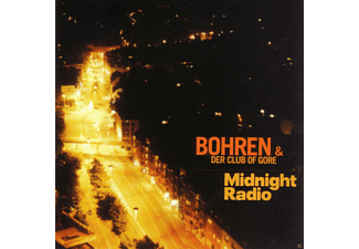 Bohren - MIDNIGHT RADIO - (CD)