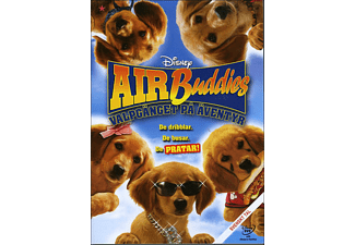 Air Buddies - Valpgänget på äventyr Barn DVD