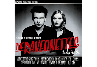 The Raveonettes - Whip It On - (CD)