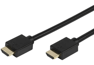 VIVANCO HDMI High Speed-kabel 5 m - Svart