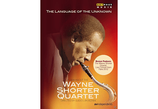Wayne Shorter Quartet - The Language Of The Unknown - (DVD)