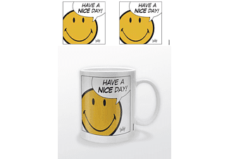 Smiley-Have a nice day Tasse