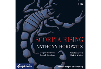 Scorpia Rising - 3 CD - Krimi/Thriller