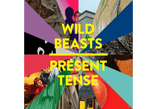 Wild Beasts - Present Tense - (LP + Download)