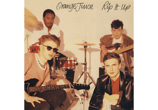 Orange Juice - Rip It Up - (Vinyl)