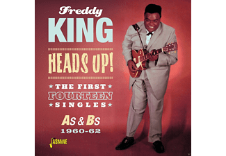 Freddy King - Heads Up - (CD)