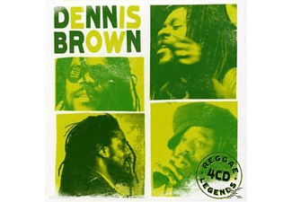 Dennis Brown - Reggae Legends (Box Set) [CD]
