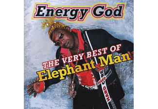 Elephant Man - Energy God - The Very Best Of - (CD + DVD Video)
