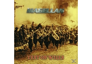 Magellan - Test Of Wills - (CD)
