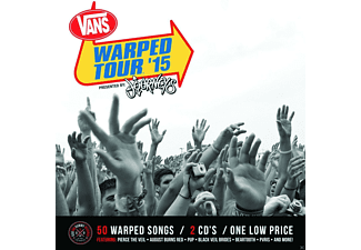 VARIOUS - Warped  Tour 15 Compilation - (CD)
