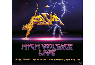 Asia - High Voltage (Digipak) [CD]