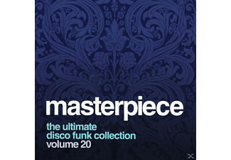 VARIOUS - Masterpiece Collection Vol.20 - (CD)