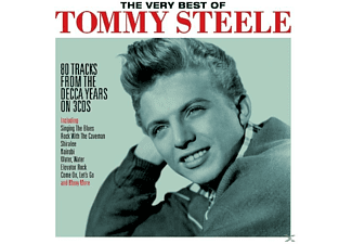 Tommy Steele - Very Best Of - (CD)