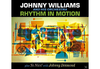Johnny Williams - Rhythm In Motion/So Nice - (CD)