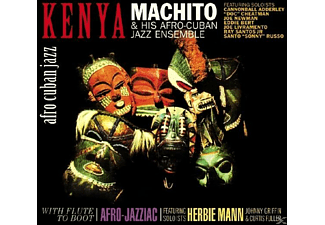 Machito & His Afro-cubans - Kenya/With Flute To Boot [CD]