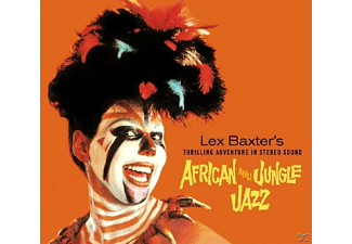 Lex Baxter - Africanjazz/Jungle Jazz - (CD)