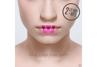 Rock Candy Funk Party - Groove Is King (180 Gr.Gatefold 2lp+Mp3) [LP + Download]