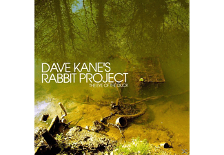 Dave Kane's Rabbit Project - THE EYE OF THE DUCK - (CD)