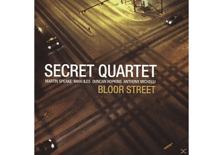 Secret Quartet - Bloor Street - (CD)