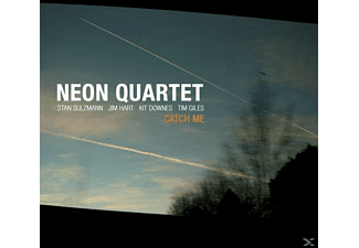 Neon Quartet - Catch Me - (CD)