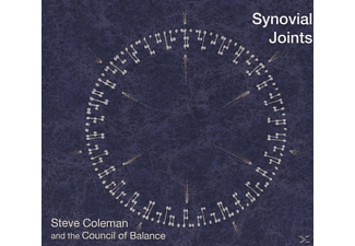 Steve Coleman, The Council Of Balance's - Synovial Joints [CD]