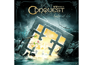 W.Angel's Conquest - Tast Of Life - (CD)