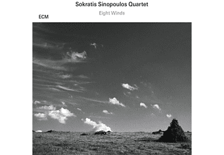 Sokratis Sinopoulos Quartet - Eight Winds [CD]