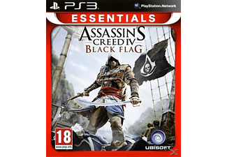 Assassin's Creed IV - Black Flag Essentials Edition PS3