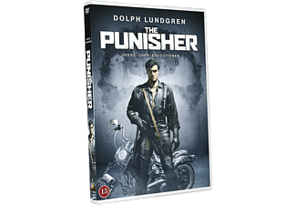 The Punisher Action DVD