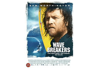 Wave Breakers Drama DVD