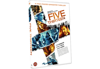 Five Thirteen Thriller DVD