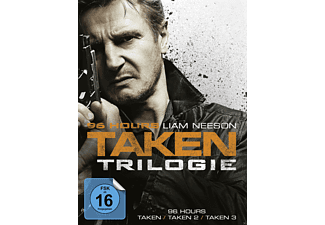 96 Hours - Taken 1-3 [DVD]