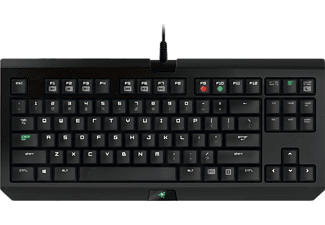 RAZER Blackwidow Tournament Stealth 2014 US Klavye