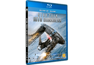 Star Trek: Into Darkness Science Fiction Blu-ray 3D