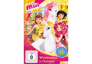 Mia and Me Folge 1 + 2 [DVD]