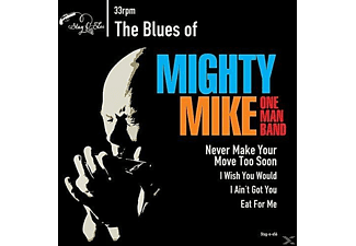 Mighty Mike Omb - The Blues Of Mighty Mike - (Vinyl)