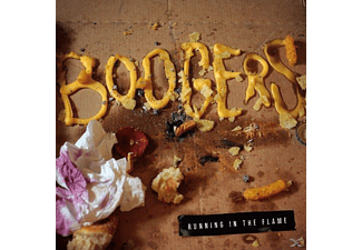 Boogers - Running In The Flame [CD]