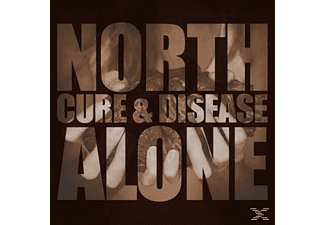 North Alone - Cure & Disease (White Vinyl/Download) - (Vinyl)