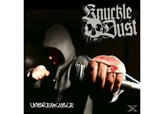 Knuckledust - Unbreakable (Red) [Vinyl]