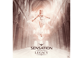 VARIOUS - Sensation 2015-The Legacy - (CD)