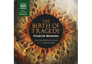 The Birth of Tragedy - 5 CD - Hörbuch
