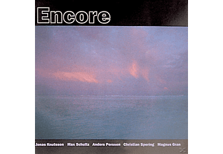 Encore - Jazz in Sweden 1990 - (CD)