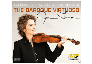 J. Tafelmusik Barock Orchester/lamon - The Baroque Virtuoso - (CD)