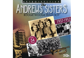 The Andrews Sisters - Boogie Woogie Bugle Boy-Their 5 - (CD)