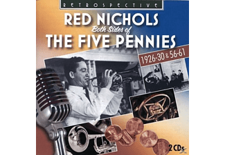 Red Nichols - Both Sides of The Five Pennies - (CD)