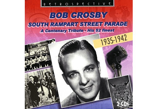 Bob Crosby - South Rampart Street Parade-A C - (CD)
