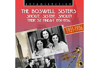 Boswell Sisters - Shout,Sister,Shout!-Their 52 - (CD)
