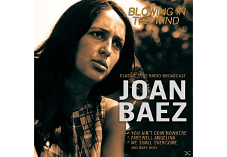Joan Beaz - Blowing In The Wind/Radio Broadcast - (CD)
