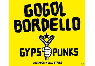 Gogol Bordello - Gypsy Punks Underdog World Strike ( [LP + Download]
